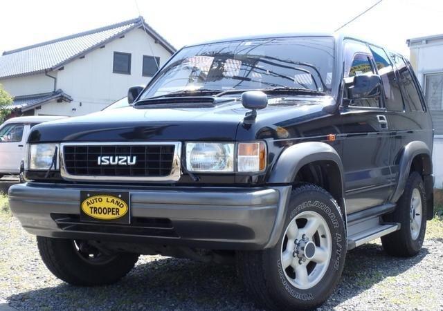ISUZU BIGHORN (Ref 00267)