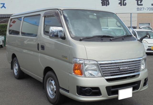 ISUZU COMO (Ref 00268)