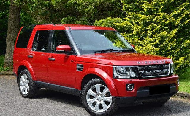 LAND ROVER DISCOVERY 4 (Ref 00216)