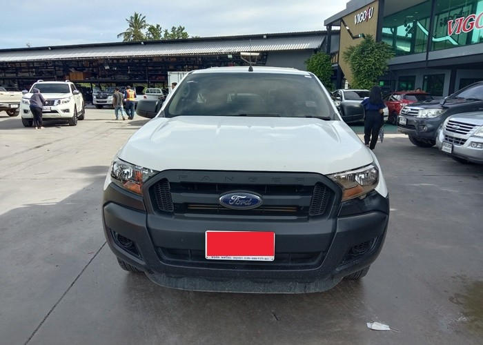 2018 FORD RANGER SINGLE CAB 2WD