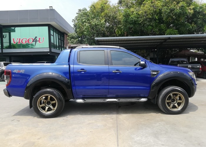 FORD RANGER DOUBLE CAB 4WD AT