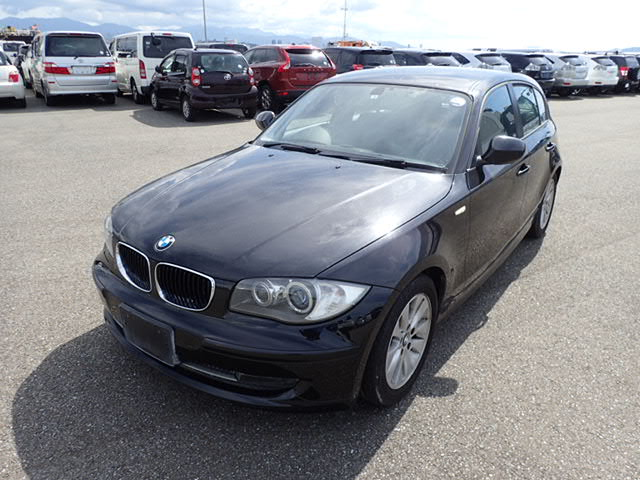 BMW 1 SERIES 116i (Ref 00298)
