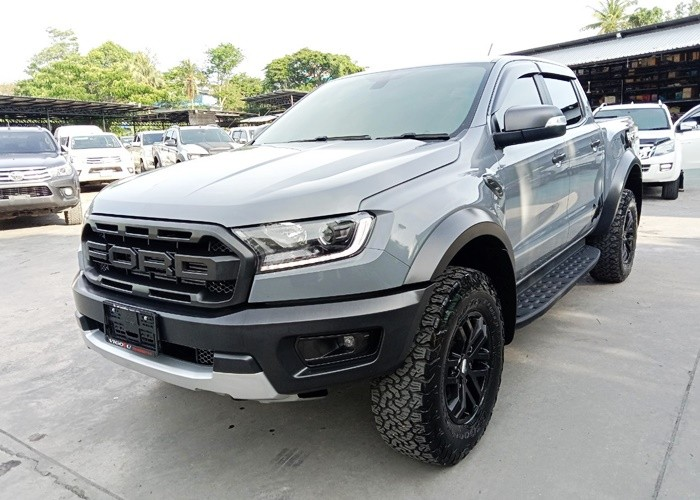 2019 FORD DOUBLE CAB AT