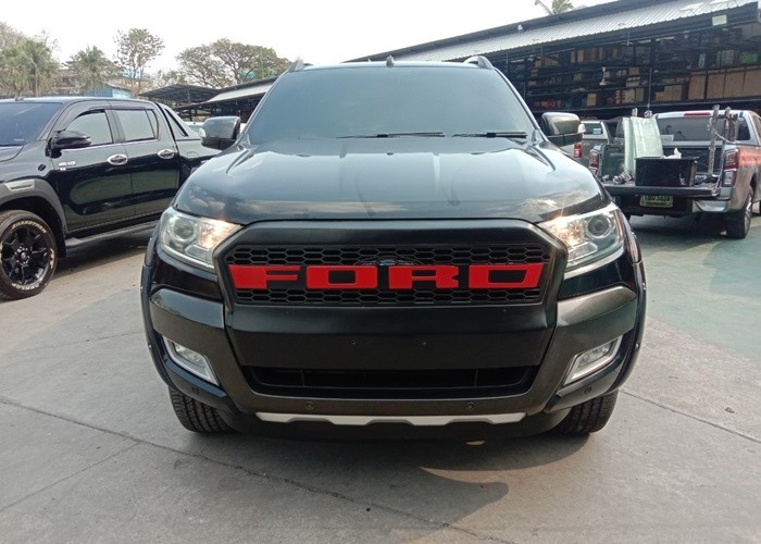 FORD DOUBLE CAB 4WD