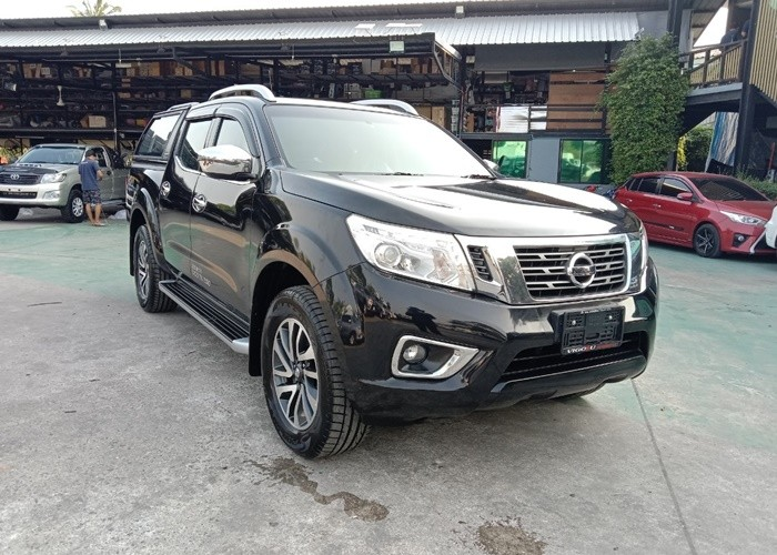 2015 NISSAN DOUBLE CAB 4WD AT