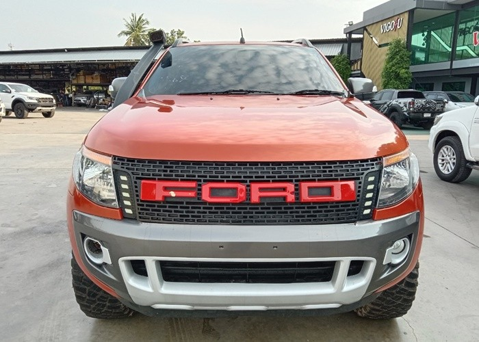 2014 FORD RANGER DOUBLE CAB 4WD AT